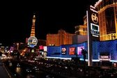 Las Vegas Nevada The Strip — Stock Photo