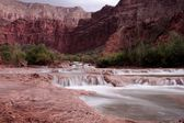 Havasu Fall — Stock Photo
