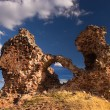 Castle of alcaraz — Stock Photo