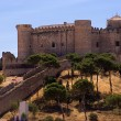 Belmonte Castle - Stock Photo
