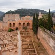 Alcazaba - Stock Photo