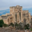 Stock Photo: Castle of yeste