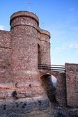 Chinchilla castle — Stock Photo