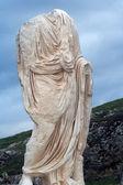 Roman sculpture — Stock Photo
