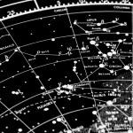 Star map — Stock Photo
