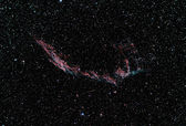 Veil nebula — Stock Photo