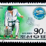 Taekwondo — Stock Photo