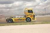 Yelow truck — Stock Photo