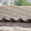 Antique roof — Stock Photo