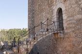 Kuleye giriş — Stok fotoğraf