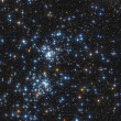 Stock Photo: Star double cluster