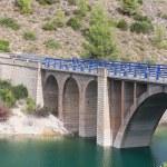 Bridge river — Stock Photo #33705027
