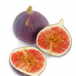 Figs isolate — Stock Photo