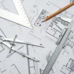 Architecure planning — Stock Photo #12802474
