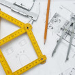 Home planning — Stock Photo #12802644