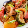 Stockfoto: Ratatouille - traditional vegetable stew