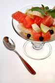 Fruit salad — Stock Photo