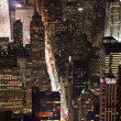 Stock Photo: New York City Manhattan panorama