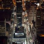 美国纽约市曼哈顿全景 — 图库照片