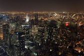 New York City Manhattan panorama — Stock Photo