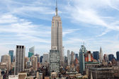 Empire State Building in New York — Stockfoto