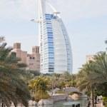 Dubai, UAE. Burj Al Arab — Stock Photo