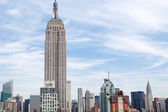 Cityscape of New York — Stock Photo