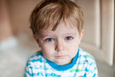 Crying toddler boy — Stock Photo