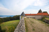 Castle Burg Herzberg, Germany, Hessen. — Stock Photo