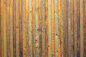 Old wooden background in ochre color — Stock Photo
