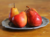 Pears harvest — Stock Photo