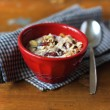 Home made granola  — Stock Photo