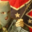 Right wing extremist or racist — Stock Video