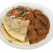 Lamb Rogan Josh - Stock Photo
