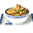 Chicken Chow Mein — Stock Photo #13103655