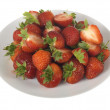Fresh Strawberries — Stockfoto