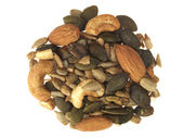 Seed and Nut Mix — Stock Photo