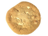 White Chocolate Chip Cookies — Stock Photo