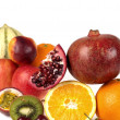 Selection of Fresh Fruit — Stock Photo