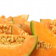 Cantalope Melon — Stock Photo