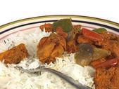 Chicken Tandoori — Stock Photo