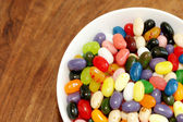 Bowl of Jelly Beans — Stock Photo