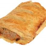 Breakfast Sausage Rolls — Stock Photo #45844353