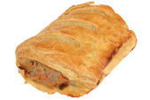 Breakfast Sausage Rolls — Foto Stock