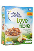 Weight Watchers Love Fibre Breakfast Cereal — Stock Photo