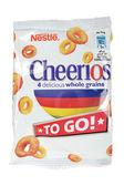 Cheerios Breakfast Cereals — Stock Photo