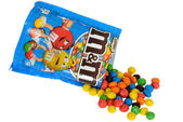 Bag of M&M Sweets — Stock Photo
