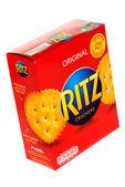 Ritz Crackers — Stock Photo