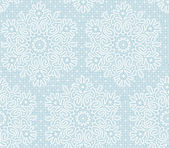 Background with stylized Christmas snowflake. — Stock Vector