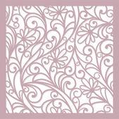 Nahtlose floral background — Stockvektor